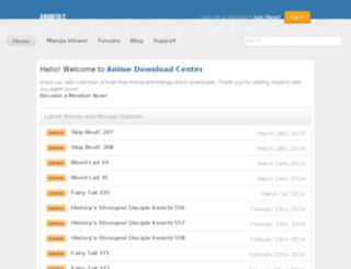 animedlc.com screenshot