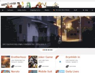 animehaven.unblockall.xyz screenshot