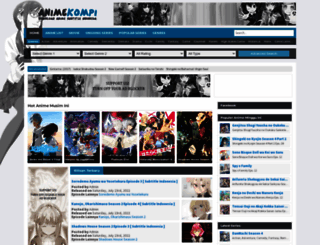 animekompi.web.id screenshot