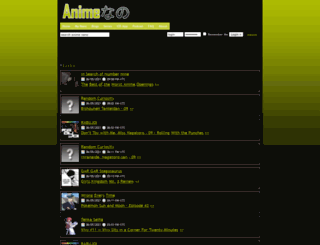 animenano.com screenshot