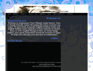 animes-zone.webs.com screenshot