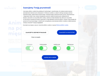 animex.pl screenshot