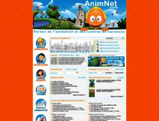 animnet.com screenshot