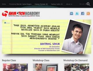 animotionacademy.com screenshot