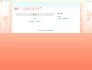aninhabeatriz15.blogspot.co.at screenshot