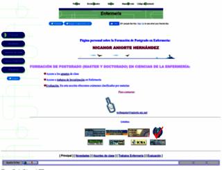 aniorte-nic.net screenshot