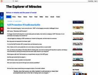 anitaexplorer.blogspot.com screenshot
