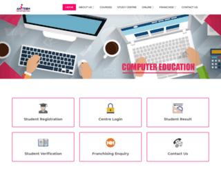 anitech.org screenshot