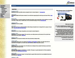 anixsoft.com screenshot