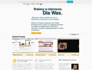 anj.home.pl screenshot