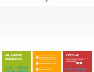 anjaabakus.com screenshot