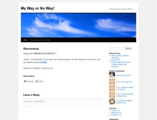 anjastanisic.wordpress.com screenshot