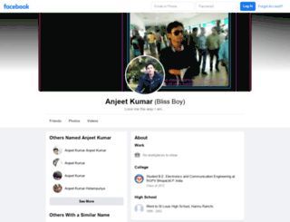 anjeet.com screenshot