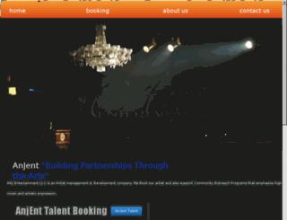 anjent.com screenshot