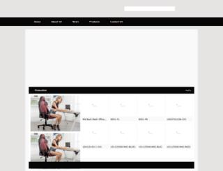anjimodernfurniture.com screenshot