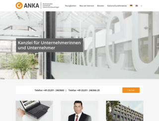 anka.eu screenshot