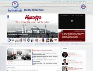 ankara1.egitimbirsen.org.tr screenshot