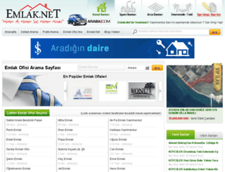 ankaraesen.emlak.net screenshot