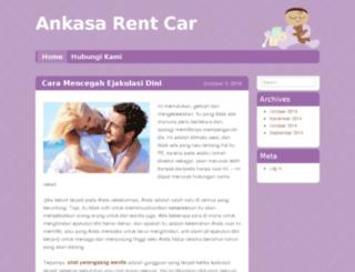 ankasarentcar.com screenshot