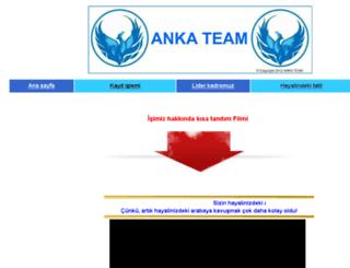 ankateam.com screenshot