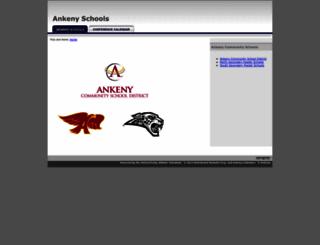 ankenyiacalendars.org screenshot
