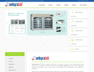 ankyralab.com screenshot