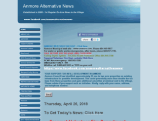 anmorealternative.com screenshot
