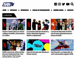 anmtvla.com screenshot