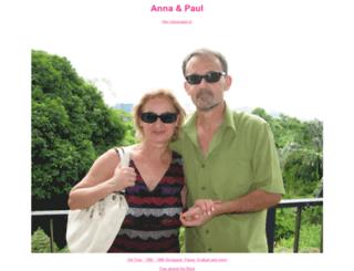 anna-paul.ch screenshot
