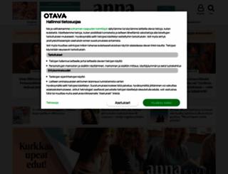 anna.fi screenshot