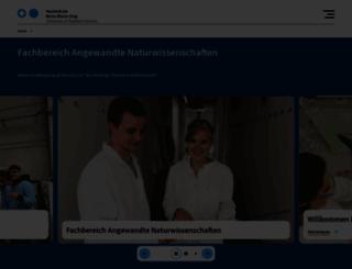anna.h-brs.de screenshot