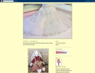 annabelladesignspetticoats.blogspot.com screenshot