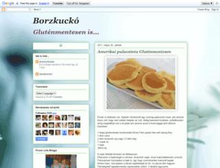 annaborzasi.blogspot.com screenshot