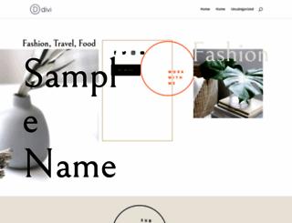 annaherring.com screenshot
