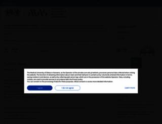 annales.sum.edu.pl screenshot