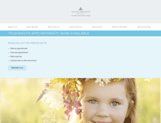 annapolisdermatology.com screenshot