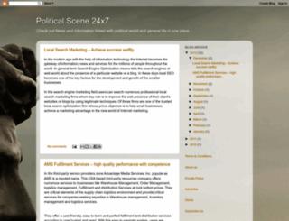 annapolispoliticalscene.blogspot.com screenshot