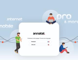 annatel.co.il screenshot
