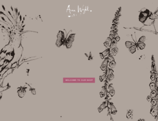 annawright.co.uk screenshot