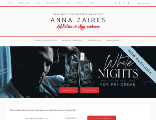 annazaires.com screenshot