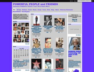 anndandridgepublicrelations.ning.com screenshot