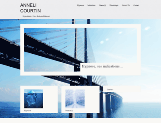 annelicourtin.com screenshot