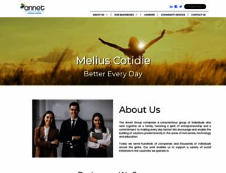 annettech.com screenshot