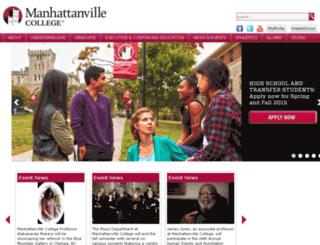 annex.mville.edu screenshot