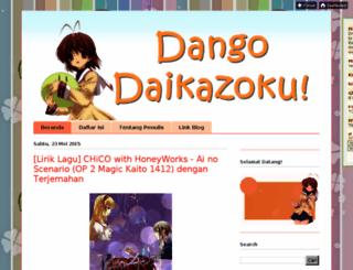 annisacantika24.blogspot.com screenshot