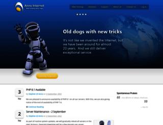 anno.com screenshot