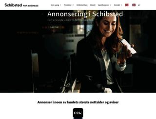 annonseinfo.vg.no screenshot