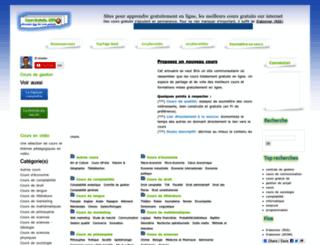 annuaire-digg-des.coursgratuits.net screenshot