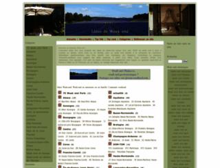 annuaire-weekend.com screenshot