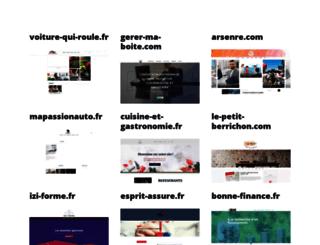 annuaire-worldofwarcraft.fr screenshot